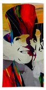 Fred Astaire Bath Towel