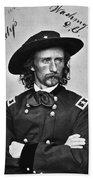 George Custer (1839-1876) Bath Towel