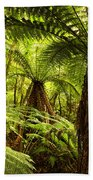 Jungle Bath Towel