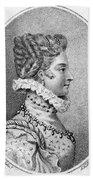 Lady Jane Grey (1537-1554) Bath Towel