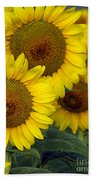 Sunflower Series Bath Towel