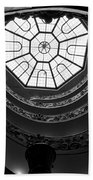 The Vatican Stairs Bath Towel