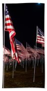 9-11 Flags Bath Towel