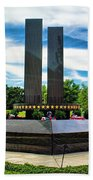 9/11 Memorial Freehold Nj Bath Towel