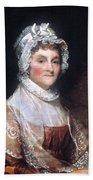 Abigail Adams (1744-1818) Bath Towel