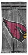 Arizona Cardinals Bath Towel