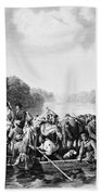 Francis Marion (1732?-1795) Bath Towel