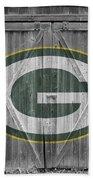 Green Bay Packers Bath Towel