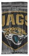 Jacksonville Jaguars Bath Towel