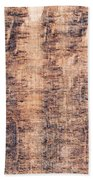 Wood Background Hand Towel