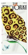 Metamorphosis Hand Towel