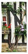 A Cottage In Normandy Bath Towel