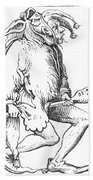 A Court Fool, 1552 Bath Towel