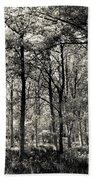 A English Forest Bath Towel