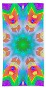 A Kaleidoscope Of Wonder Bath Towel