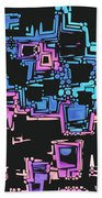 A Maze Zing - 03c01 Bath Towel
