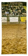 A Night At The Rodeo V16 Bath Towel