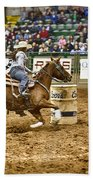 A Night At The Rodeo V20 Bath Towel