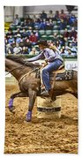A Night At The Rodeo V28 Bath Towel