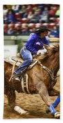 A Night At The Rodeo V30 Bath Towel