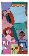 A Peaceful World For Our Children Bath Towel