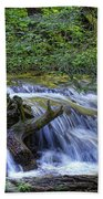 A Restful Stream Hand Towel