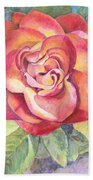 A Rose For Mom Bath Towel