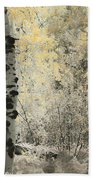 A Wisp Of Gold Hand Towel