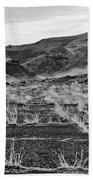 Abandoned Highway - Yakima County - Washington Hand Towel