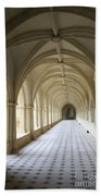 Abbaye De Frontevraud  Cross Coat Bath Towel