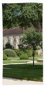 Abbey Fontenay Burgundy Bath Towel