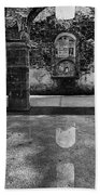 Abbey Ruins Bath Towel