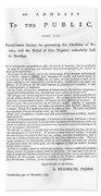 Abolition, 1789 Bath Towel