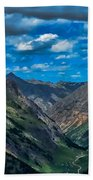 Above It All Hand Towel