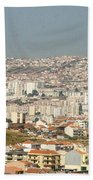 Above Lisbon Portugal Bath Towel