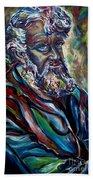 Abraham  Patriarch Bath Towel