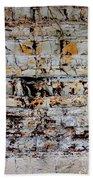 Abstract 01c Bath Towel