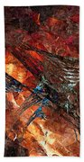 Abstract 0358 - Marucii Bath Towel