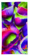 Abstract 102 Bath Towel
