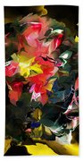 Abstract 102513 Hand Towel