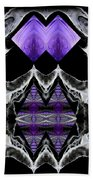 Abstract 136 Hand Towel