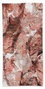 Abstract Series16 Bath Towel