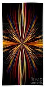 Abstract 171 Bath Towel