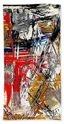 Abstract 526-11-13 Marucii Bath Towel