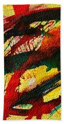 Abstract 73 Hand Towel