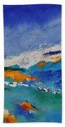 Abstract 88319091 Bath Towel
