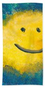 Abstract - Acrylic - Happy Abstraction Hand Towel