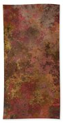 Mend - Abstract Art  Bath Towel