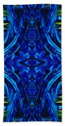 Abstract Art - Center Point - By Sharon Cummings Hand Towel