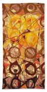 Abstract Art Sixty-six Bath Towel